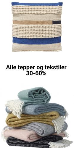 Tepper og tekstil kampanje