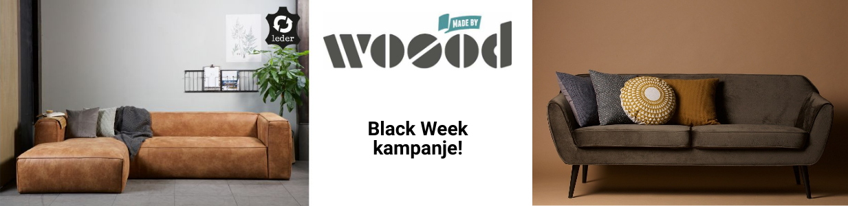 Woood Black Friday kampanje