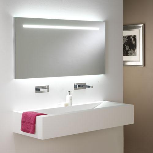 Opplyste Speil