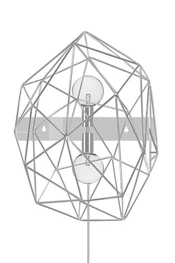Globen Vegglamper