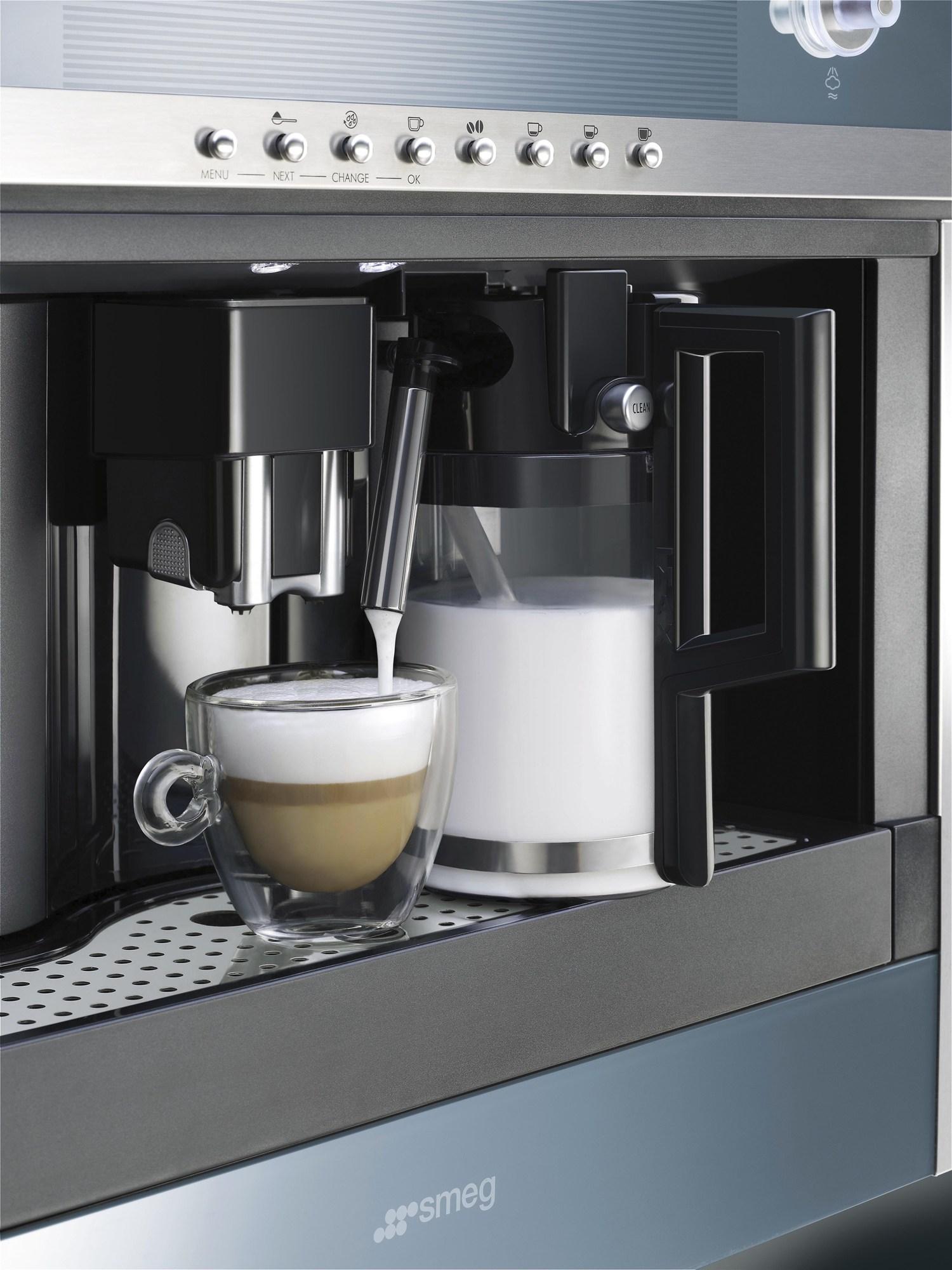 SMEG Kaffemaskiner