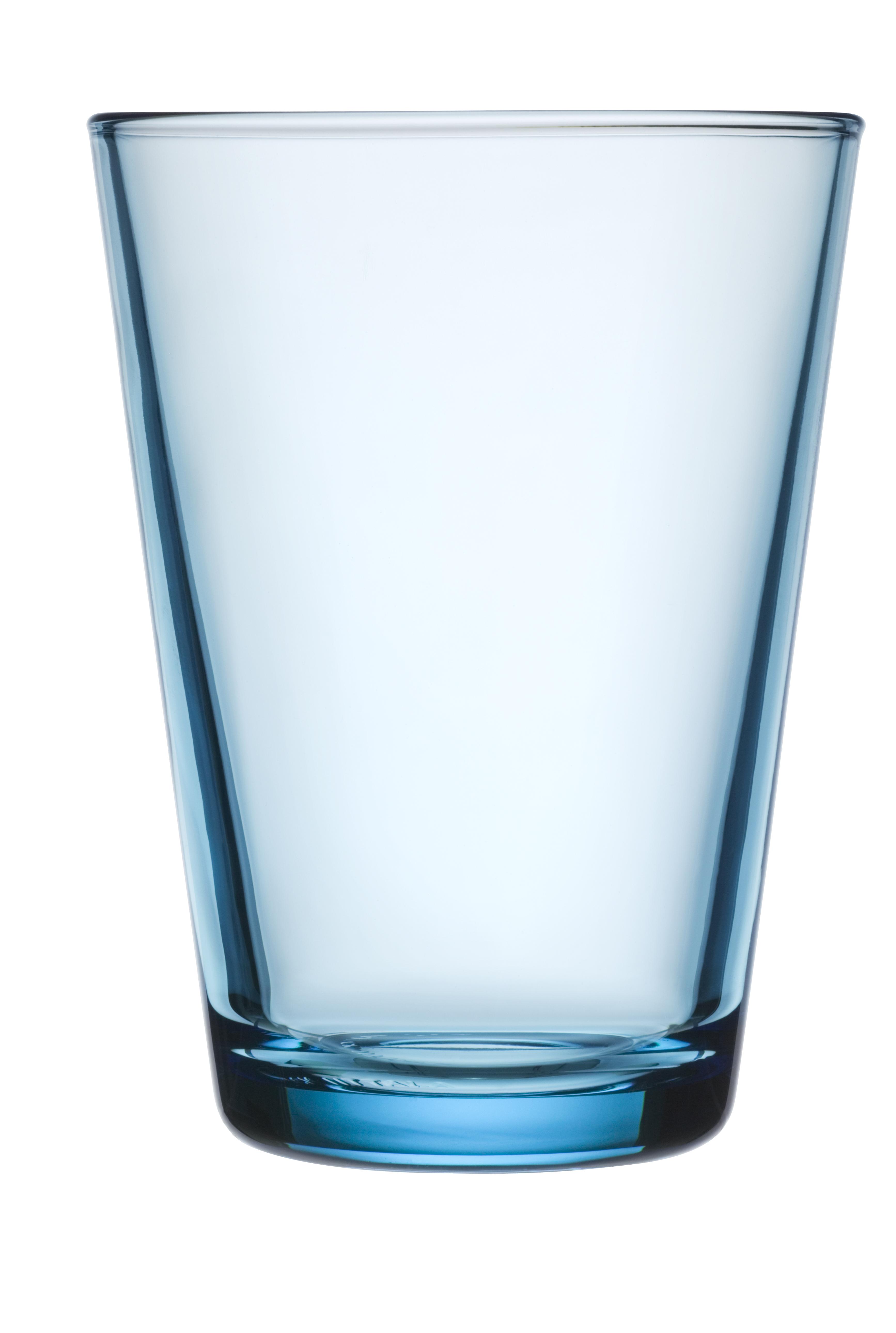 Iittala Kartio Glass Lysblå 2stk 40 cl
