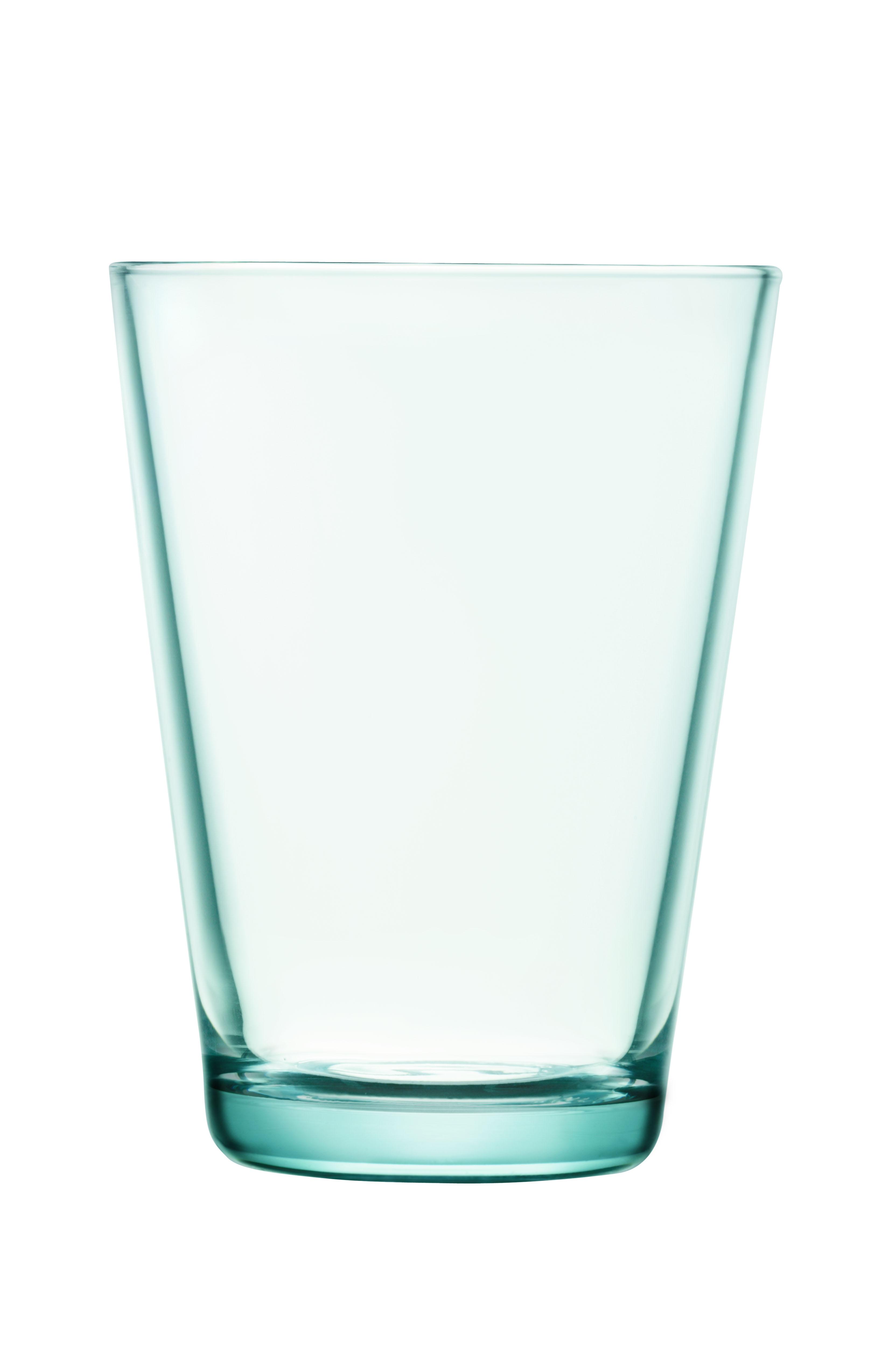 Iittala Kartio Glass Vanngrønn 2stk 40 cl