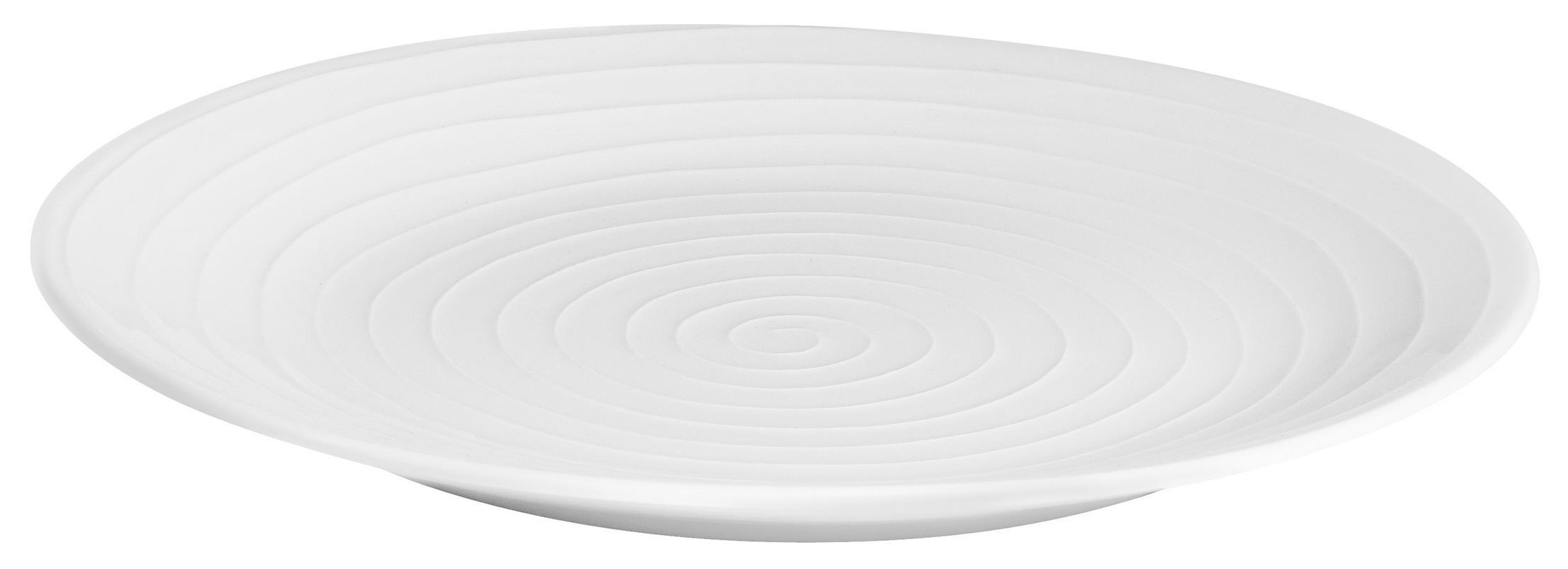 Design House Stockholm Blond Plate, Stripes. 22 cm 2stk