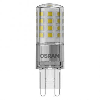 Osram Lyspære LED Pin G9 40, klar, DIM