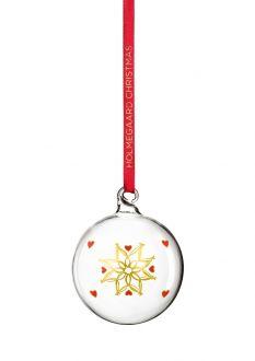 Holmegaard Christmas Årets Julekule 2021