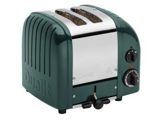Dualit Toaster Classic 2-skiver Evergreen