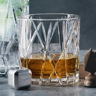 Orrefors City Whiskey sett