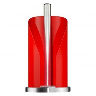Wesco Toalettrull-/kjøkkenrullholder Rød 30cm