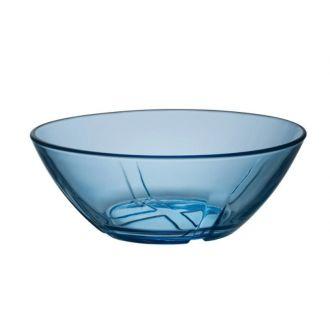 Kosta Boda Bruk Skål 60 cl Water Blue
