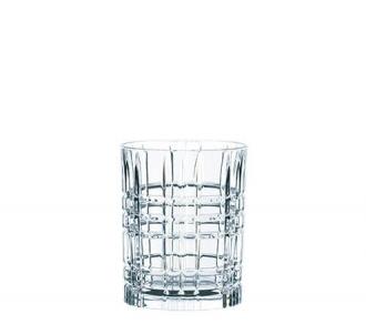 Nachtmann Square Whisky Glass 4 pk 35 cl