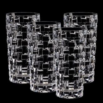 Nachtmann Bossa Nova Whisky Longdrink 4 pk 40 cl