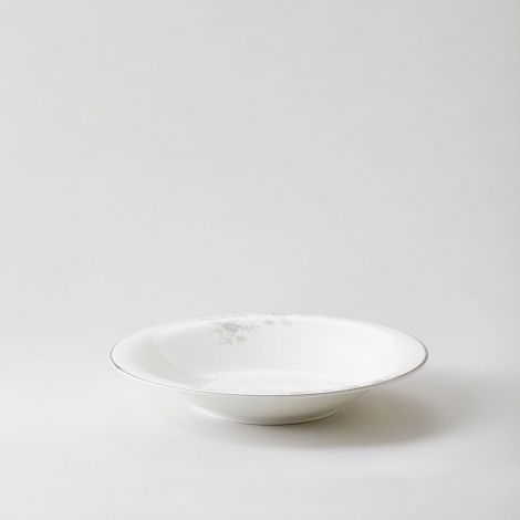 Royal Porcelain Angelina Platinum Dyp Tallerken 23,5 cm