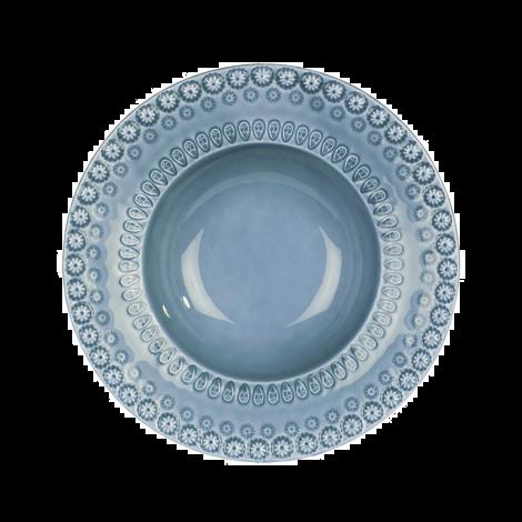 PotteryJo Daisy Suppebolle 21cm Dusty Blue