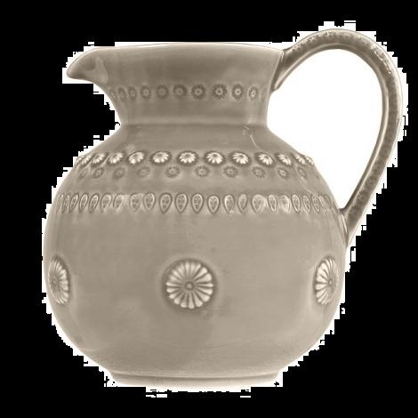 PotteryJo Daisy Jug Large 1.8L Greige