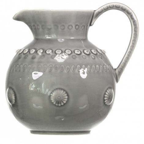 PotteryJo Daisy Kanne Stor 1.8L Myk Grå