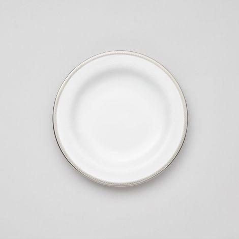 Royal Porcelain Silver Paisley Asjett 21 cm