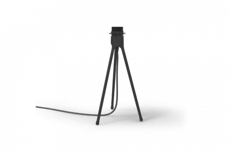 Umage Table Tripod matt svart H 36 cm