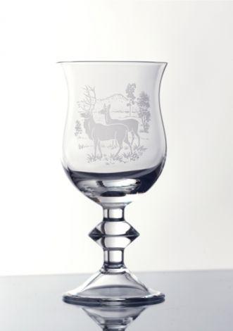 Villmark Rødvin Dekor Hjort 32 cl