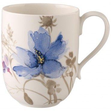 Villeroy & Boch Mariefleur Grey Basic Stained Milk Mug