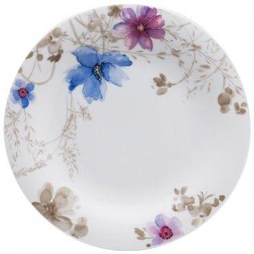 Villeroy & Boch Mariefleur Gris Basic Flat plate 27cm