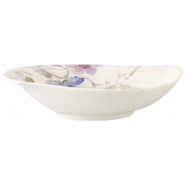Villeroy & Boch Mariefleur Gris Serve & Salad Dyp bolle 21x18cm