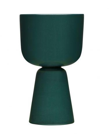 Iittala Nappula Potteskjuler 260x155mm mørk grønn