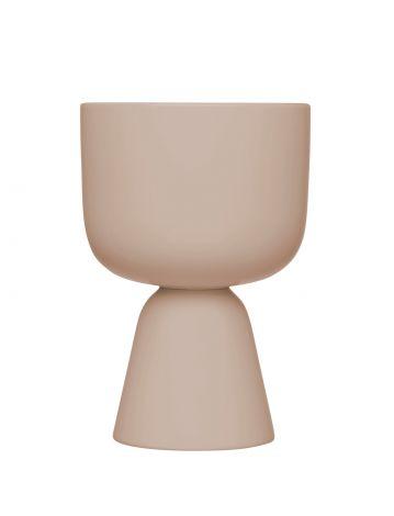 Iittala Nappula Potteskjuler 230x155mm beige