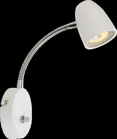 Scan Lamps Sandnes Vegglampe Hvit