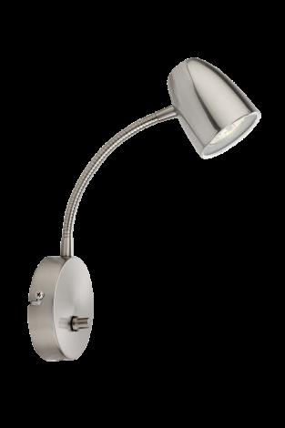 Scan Lamps Sandnes Vegglampe Stål