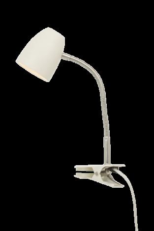 Scan Lamps Sandnes Klypelampe Hvit/Krom