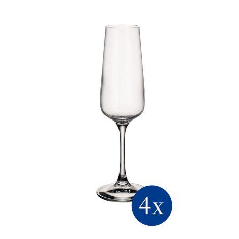 Villeroy & Boch Ovid champagneglass 4stk