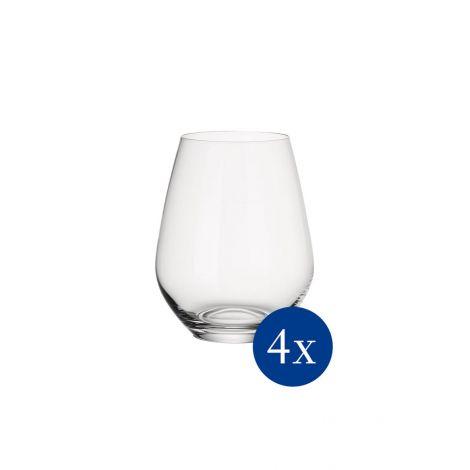 Villeroy & Boch Ovid vannglass 4stk