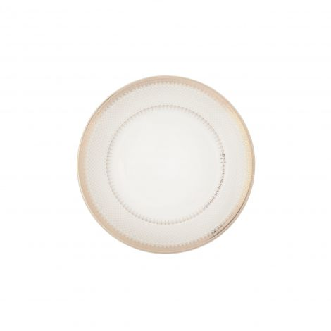 Royal Porcelain Gold Grande Asjett 21,5 cm