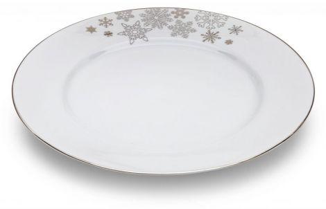 Magnor Halvor Bakke Lerk Winter Frokosttallerken 22 cm