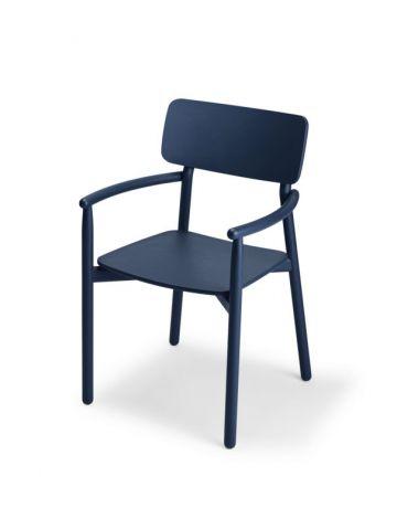 Skagerak Hven stol mørkeblå eik