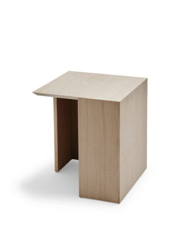 Skagerak Bicolter Building Table Eik Lav