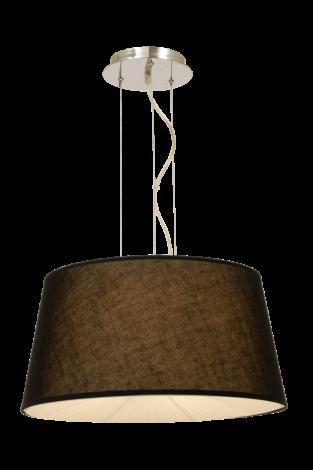 Scan Lamps Omega Taklampe Sort/Krom