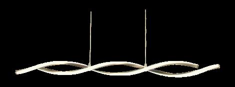 Scan Lamps Swirl Taklampe Stål