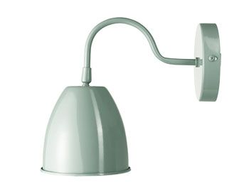 A Simple Mess Vegglampe Bål Sterling Blå Ø14 cm