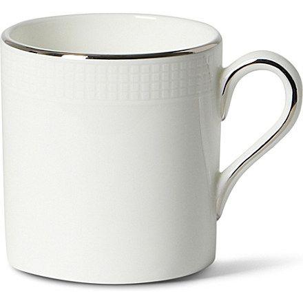 Vera Wang Blanc Sur Blanc Coffee Cup 0.08ltr. Kommer september -21.