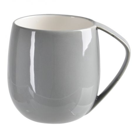 Modern House Olo Ceramic Mug Grey 47 cl