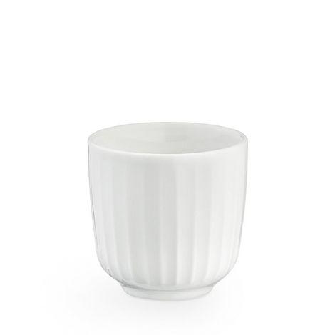 Kähler Hammershøi Espresso Kopp 10 cl Hvit