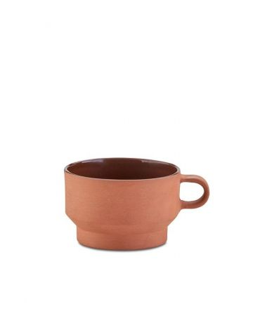 Skagerak Edge Kopp Terracotta. Levering april 2021.
