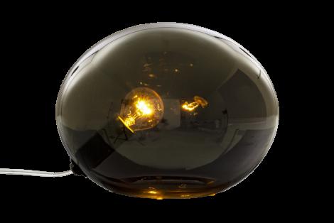 Scan Lamps Globus Bordlampe 24 cm Sotet