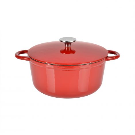 Modern House Rix Iron Pot Rød 24 cm / 4 liter