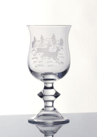Villmark Rødvin Dekor Rådyr 32 cl