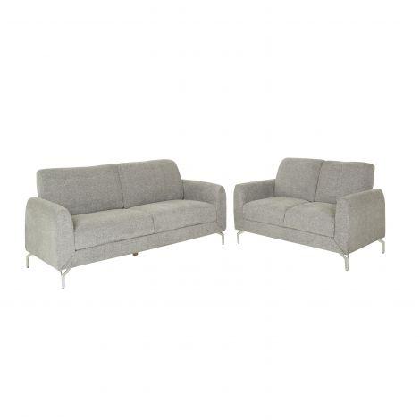 Martinsen Brooklyn Sofa 3 Seter Lys Grå