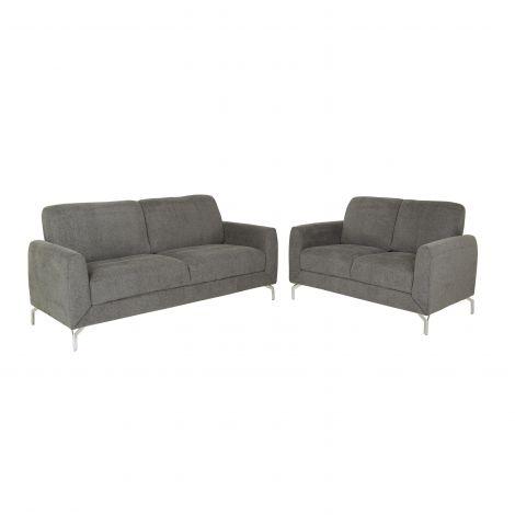 Martinsen Brooklyn Sofa 2 Seter Mørk Grå