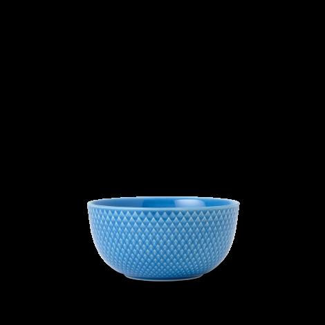 Lyngby Rhombe Color Skål Blå Ø13 cm